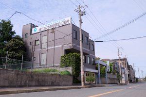 Chuetsu Graphite Works Co.,Ltd.  appearance