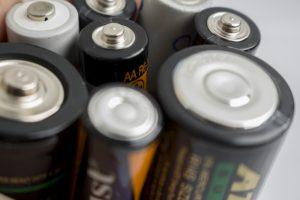黒鉛(グラファイト)の活用例:電池